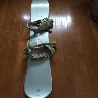 SALOMONスノーボード板