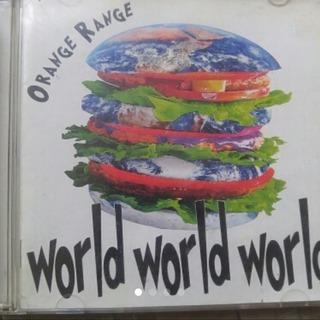 ORANGE RANGE world world world