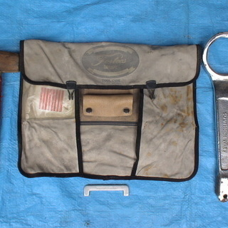 フォルテクス センターロック 工具 レンチ 袋付き 旧車 希少 当...
