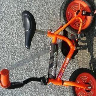 子供の自転車 三輪車からの脱出
