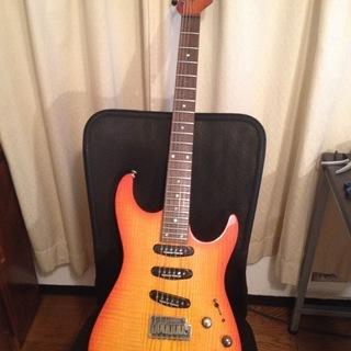 エレキギター  Fender Showmaster フェンダー
