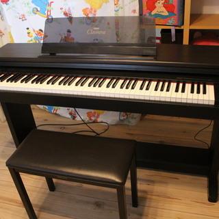 YAMAHA ヤマハ 電子ピアノ クラビノーバ CLP-123 椅...