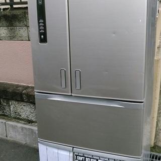 TOSHIBA 冷凍冷蔵庫 VEGETA 618リットル 大容量