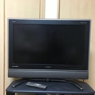 【激安】SHARP 液晶テレビ LC-32GH1 2007年製