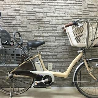 電動自転車 ヤマハ パスリトルモア (リチウム)