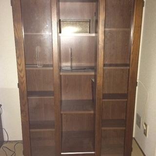 スライド本棚