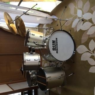 ドラムセット売ります。