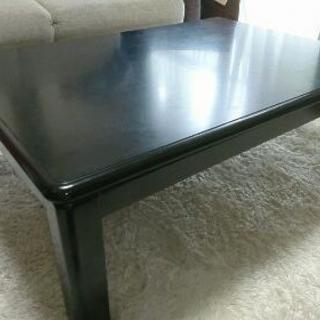 こたつテーブル☆長方形