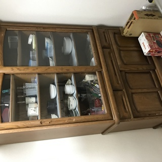 食器棚(時間指定)