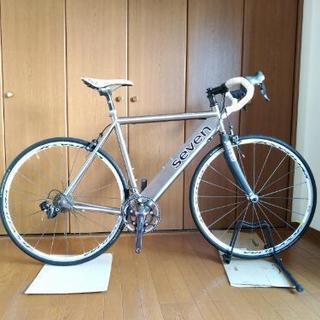 seven cycle チタンロード