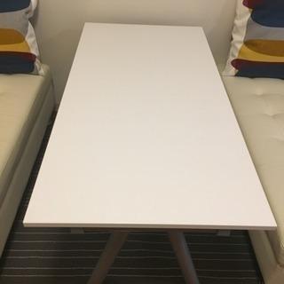 IKEA白いテーブル超美品