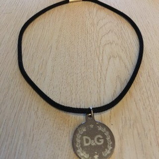 D&G ドルガバ ネックレス