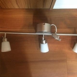 未使用 IKEA スポットライト BASIK