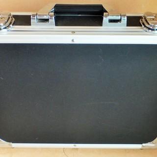 機材の持ち運びに便利なトランク型収納ケース ミニトランク 鞄 アク...