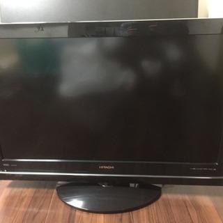 32型テレビ 【日立】 2009年製