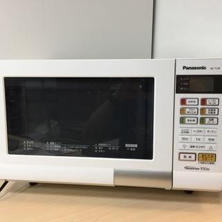 2015年製Panasonicオーブンレンジ