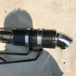 スカイウェイブ250cc用マフラー