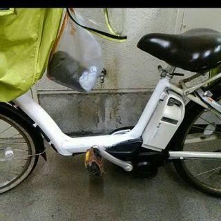 ブリヂストン アンジェリーノ 子供乗せ 電動自転車
