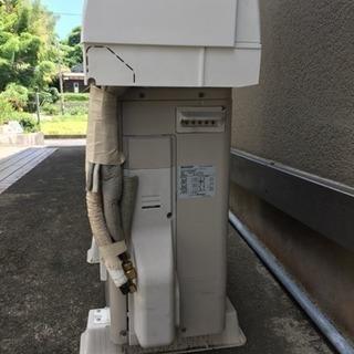 シャープエアコン 中古  AY-W28EE5 - 家電