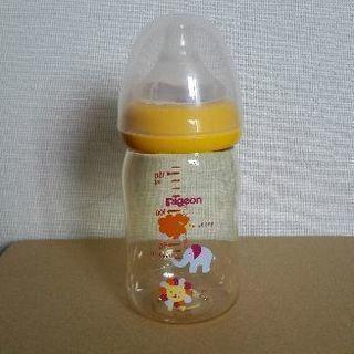 ピジョン 母乳実感 哺乳瓶 160ml プラスチック製