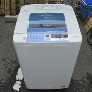 ☆来店限定☆14年製 HITACHI 洗濯機 7kg ビートウォッ...