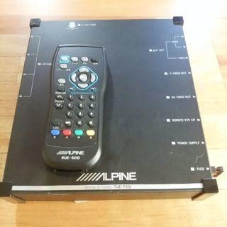 アルパインデジタルTVチューナー TUE-T310