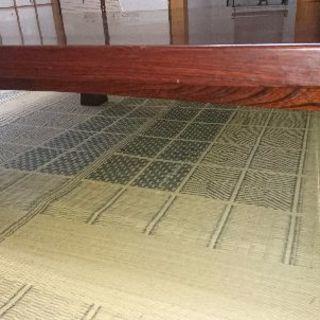 古い座卓です。(90×120×34)