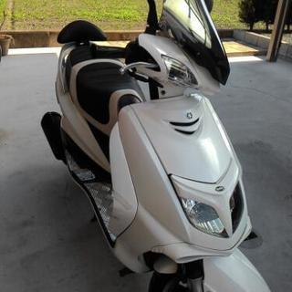 ヤマハ シグナスx 125cc