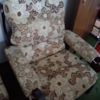 布製ソファー 差しあげます