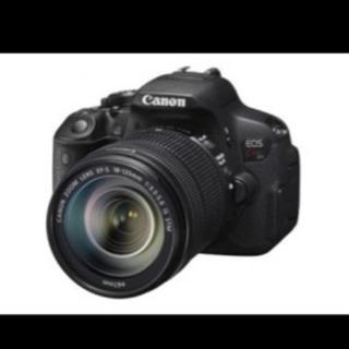 Canon一眼レフ EOS kiss x7i  本