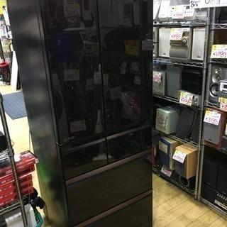 2016年製 MITSUBISHI 517Lフレンチドア冷蔵庫 M...