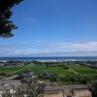 海が見える一戸建て リフォーム済 バーベキューコーナー 家庭菜園