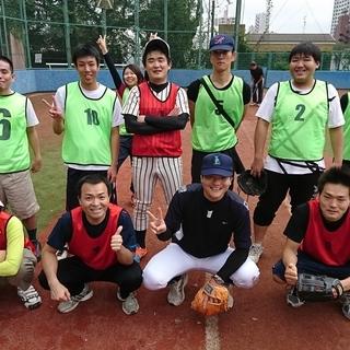 9月16日初心者・女性経験者限定のキャッチボールイベント