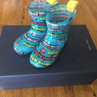 未使用 長靴 13センチ