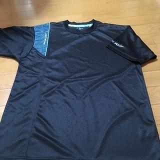 バスケットボール Tシャツ asics GELBURST  Lサイズ 黒