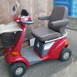 掲載期間僅か! 電動車椅子 スズキ セニアカー ET4D6-1  試乗可