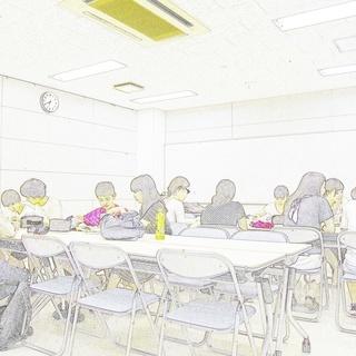 学習支援教室の運営ボランティアスタッフ、学習支援ボランティアスタッフ募集