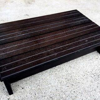 木製踏み台 玄関踏み台 ステップ