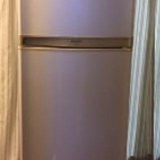 シャープ 冷蔵庫 お話し中です