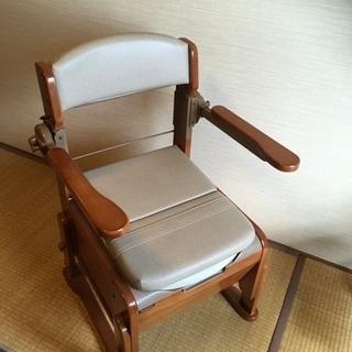 介護椅子 介護便器 パナソニック