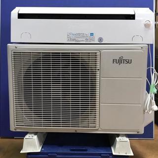 富士通 インバーター冷暖房除湿ルームエアコン AS-J36C-W ...