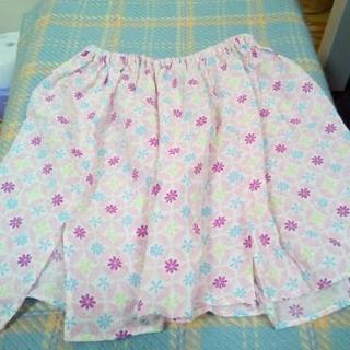 120ぐらい ハンドメイドスカート