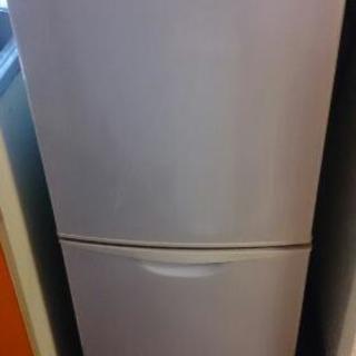 <無料> National グレー 冷蔵庫122 L