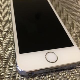 iPhone5s ソフトバンク 64GB シルバー