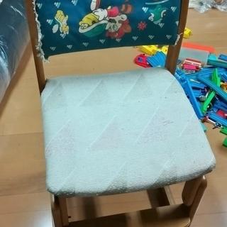 高さ調節付き 椅子
