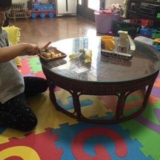 Asia ローテーブル