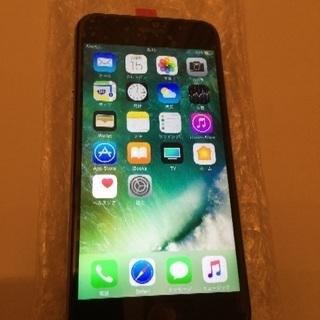 新品同様★海外版SIMフリー★激安 iPhone 6 64G ブラック