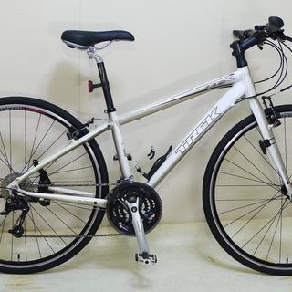 TREK クロスバイク 整備済み 新品部品多数