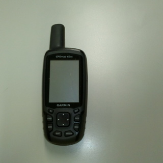 GARMIN GPS MAP62SC ガーミンハンディGPS英語版...