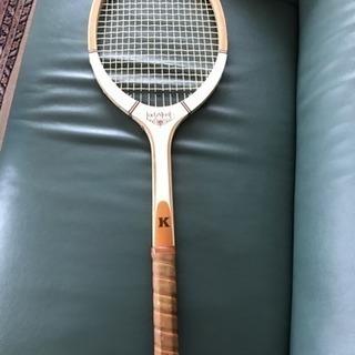 80年代のテニスラケット